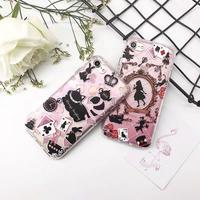 【Disney】Alice in Wonderland iPhone case