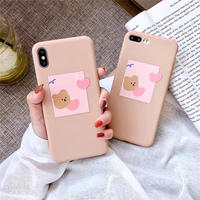 Brown Bear iPhone case