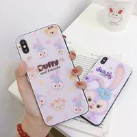 【Disney】Duffy and Friends II iPhone case