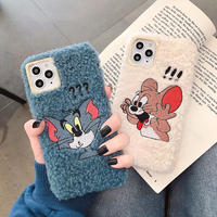 Mouse??? Cat!!! Fur iPhone case