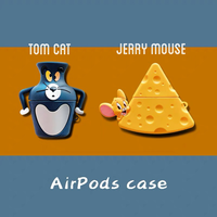 Tom and Jerry AirPods case