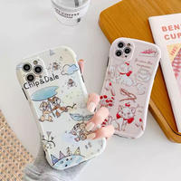 【Disney】Chip n Dale Marie Cat iPhone case