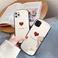 Be Loved Mirror iPhone case