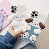 Sanrio Cinnamoroll Pochacco iPhone case