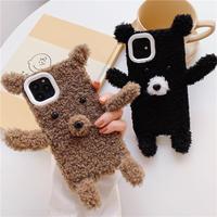 Baby Furry Bear iPhone case