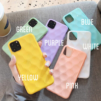 Macaron Color Honeycomb iPhone case