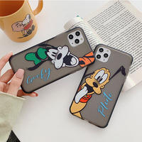 【Disney】Goofy Pluto iPhone case