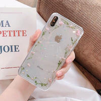 Flower Frame  iPhone case