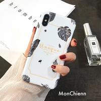 Unique Leaf iPhone case