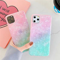 Rainbow Color Pearl iPhone case