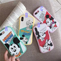 【Disney】Mickey and Friends iPhone case