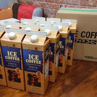 [No.056B] 本格派のモンデン加糖アイスコーヒー 1ケース(1L×12本)