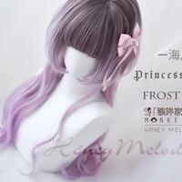 海月姫PrincessAureliaーFrost Violet