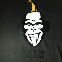 MONKE¥ BUSINE$$ T-SHIRT(ブラック)