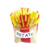 Potato Brooch