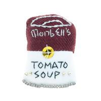 Tomato Soup Brooch