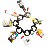 Jumble of Bracelet(black)