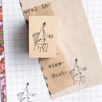 オリシゲシュウジ | 本を読むひと