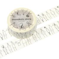 オリシゲシュウジ | monokoto jin