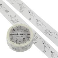 オリシゲシュウジ | monokoto jin muji
