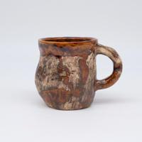 mouhitoaji /かすりマグカップ (実物写真264)