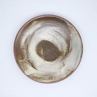 螢松窯 / 刷毛目7寸皿 (実物写真118)