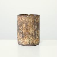 螢松窯 森の花器・茶 (実物写真)