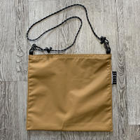 STUMP STAMP Pass Pouch (3 Layered Nylon) BROWN