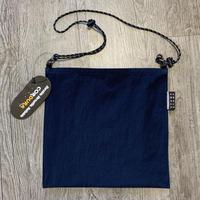 STUMP STAMP PASS POUCH  (SALT  SHIRINKAGED CORDURA500D NAVY)