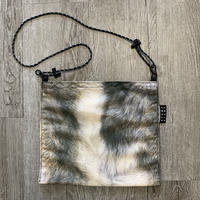 STUMP STAMP Pass Pouch (FUR PRINTED)