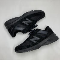 NEW BALANCE M990BB5  (Triple Black)   WISE:D