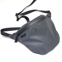 STUMP STAMP Waist Pouch (Black Reflect)
