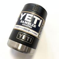 YETI  RAMBLER COLSTER BLACK