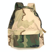 STUMP STAMP  GORE-TEX CAMOUFLAGE LARGE DAYPACK (ONE OFF MIX)