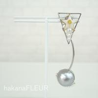 【hakanaFLEUR】ピアス【h-35】