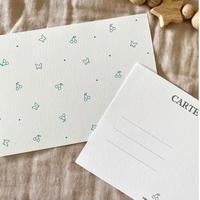 ポストカード ♡ cerise&papillon