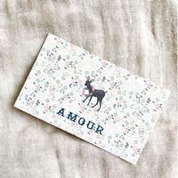 M-84messagecard ★ Bambi AMOUR 25枚