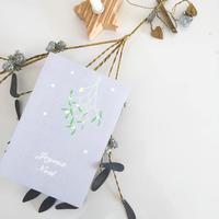 N-postcard ★ Mistletoe