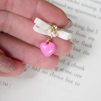 mini (pink×white)
