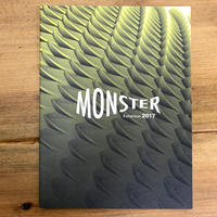 MONSTER Exhibition 2017限定図録