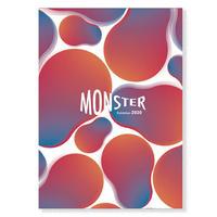 MONSTER Exhibition 2020限定図録