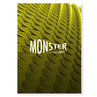 MONSTER Exhibition 2017限定図録