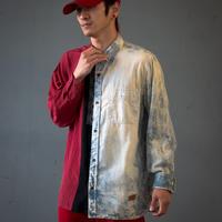Chimera Shirt Den/Bur by 898