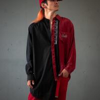 Chimera Shirt Bur/Blk by 898