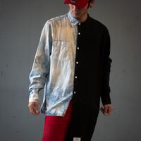 Chimera Shirt Blk/Den by 898