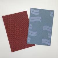 西荻ペーパートライ The Snowback Press   CutItOut!Cards ポストカードセットJ(2枚組)