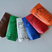 ATELIER.encle d'encle パラフィン紙袋8色セット