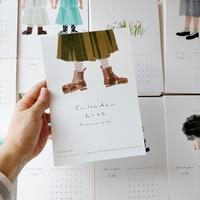 田村美紀|2022年カレンダー