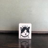 ハチマクラ|USAスタンプ(557C)cat_crown