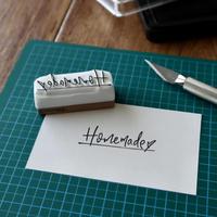 TAM'S WORKS|Homemade 手彫りスタンプ